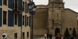 Santurtzi mejora la iluminación entre la Casa Torre y el consistorio