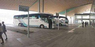 Arranca la construcción del aparcabicis de la estación de autobuses de Vitoria