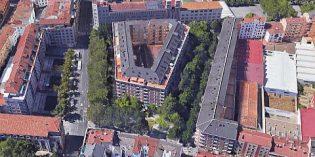 Vitoria reformará el entorno de la plaza San Antón