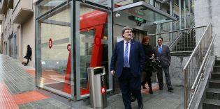 Bilbao estrena ascensor que conecta Atxuri con Ollerías Altas