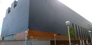 Licitadas las obras de renovación de la fachada del Frontón Bizkaia