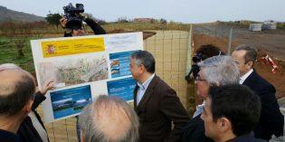 La Playa de La Arena inaugurará en verano el nuevo paseo marítimo