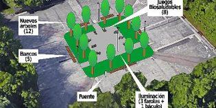 Vitoria reformará la plaza de Llodio en Zaramaga