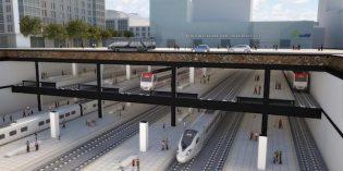Luz verde a los accesos y nuevas estaciones del TAV en las capitales vascas