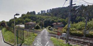El Gobierno vasco suprimirá un paso a nivel de Usansolo y construirá un nuevo vial
