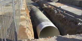 Abanto mejorará el suministro de agua en Triano