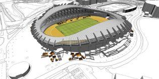 Adjudicado el 'Lote 0' de las obras de remodelación del estadio de Anoeta