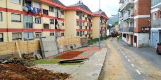 Tolosa inicia la reurbanización del barrio de Bidebideta y la calle Bizkaia