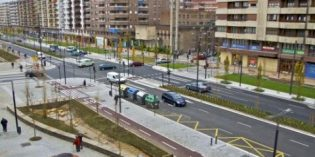 Vitoria mejorará la seguridad vial en siete puntos de la ciudad