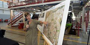 Las obras de ampliación sur del tranvía de Vitoria comenzarán en otoño