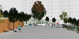 Bilbao acometerá la rehabilitación integral de la Plaza Uzturre en Matiko
