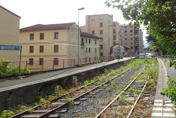 Bilbao inicia las ultimas obras de la calle Ramón y Cajal