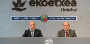Lakua amplía a 4,1 millones de euros las ayudas al Ayuntamiento de Ondarroa