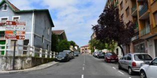 Trapagaran invertirá 350.000 euros en mejorar la calle Iparragirre