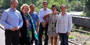 La Diputación de Gipuzkoa construirá una rotonda en Soraluze