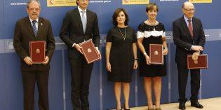 Firmado el acuerdo para la construcción de la Variante Sur Ferroviaria