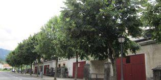 Lazkao arranca las obras en la urbanización de San Ignacio