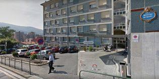 Bilbao inicia las obras de ampliación de aceras de la calle Maestro Mendiri