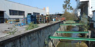 URA acometerá obras de encauzamiento del río Asua en Sondika
