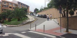 Santurtzi ha acometido varias mejoras en la zona de Fontuso