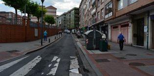 Sestao inicia los trabajos de pavimentación de la calle Vicente Blasco Ibáñez