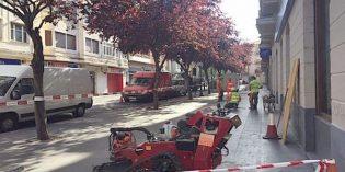 Vitoria inicia las obras de la calle Beato Tomás de Zumárraga