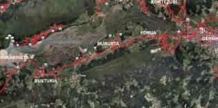 URA adjudica las obras del colector general de la ría de Mundaka