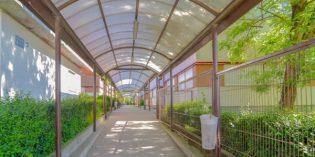 Lasarte adjudica nuevas cubiertas de poliuretano para dos centros escolares