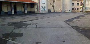 Ortuella reparará la pista polideportiva de Urioste