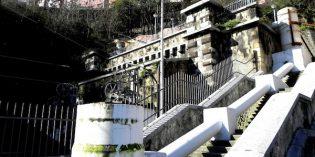 Portugalete acometerá el soterramiento del antiguo colector situado sobre la estación de tren