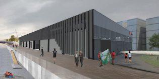 Bilbao iniciará este mes la construcción del nuevo pabellón de remo de Deusto