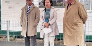 Sprilur inicia la construcción de pabellones y oficinas en Bergara