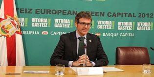 Vitoria mejorará el pavimento de la calle Luis Olariaga
