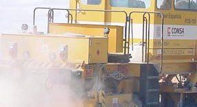 Adif realizará mejoras en la vía del túnel de La Casilla