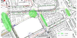 La estación intermodal de Garellano estará lista en 18 meses