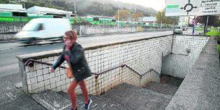 Barakaldo tendrá un paso en superficie que cierre los túneles de Kareaga y Retuerto
