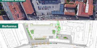 Vitoria acometerá una regeneración de la calle Cauce de los Molinos