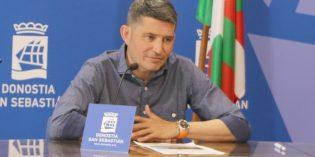 Donostia reabrirá en Enero el bidegorri que discurre por el tunel de Morlans