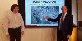 Bilbao destinará dos millones de euros en mejoras en el Grupo Zazpilanda