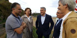 Las obras de la playa de Santiago darán comienzo en 2018