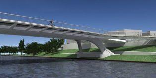 Donostia licita las obras de ejecución del puente de Espartxo