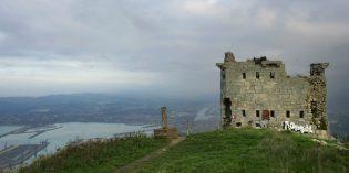 Santurtzi destinará 310.000 euros a rehabilitar el torreón del fuerte del Serantes
