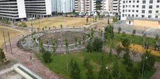 Vitoria sustituirá las tarimas de madera de las plazas de Labastida y Labraza