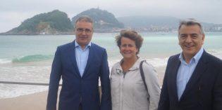 Costas invertirá 208.309 euros en 4.300 metros cúbicos de arena para la playa de Ondarreta