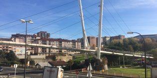 Santurtzi mejorará  el estado de la pasarela de Ranzari