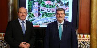Bilbao mejorará la accesibilidad en Uribarri y Ciudad Jardín