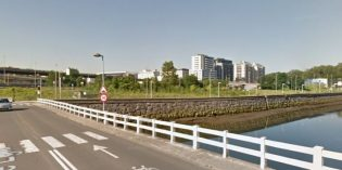 Donostia aprueba el proyecto de ejecución para la reparación del puente de Astiñene