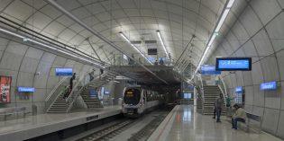 ETS instalará dos ascensores en la estación de Zurbaranbarri