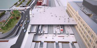 ETS licita el proyecto constructivo de la nueva estación del TAV de Donostia