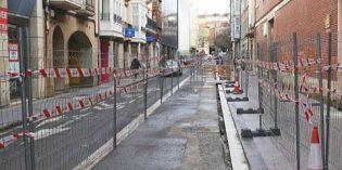Vitoria destina 720.000 euros a tres obras de mejora del espacio público